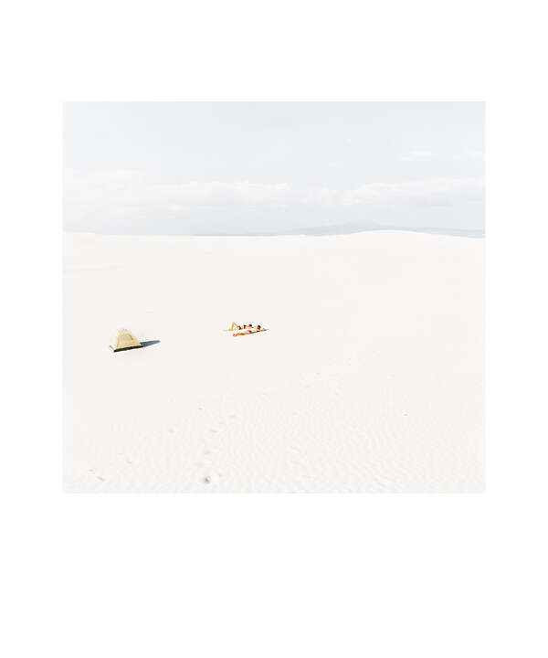 White Sands #10 von Julia Christe