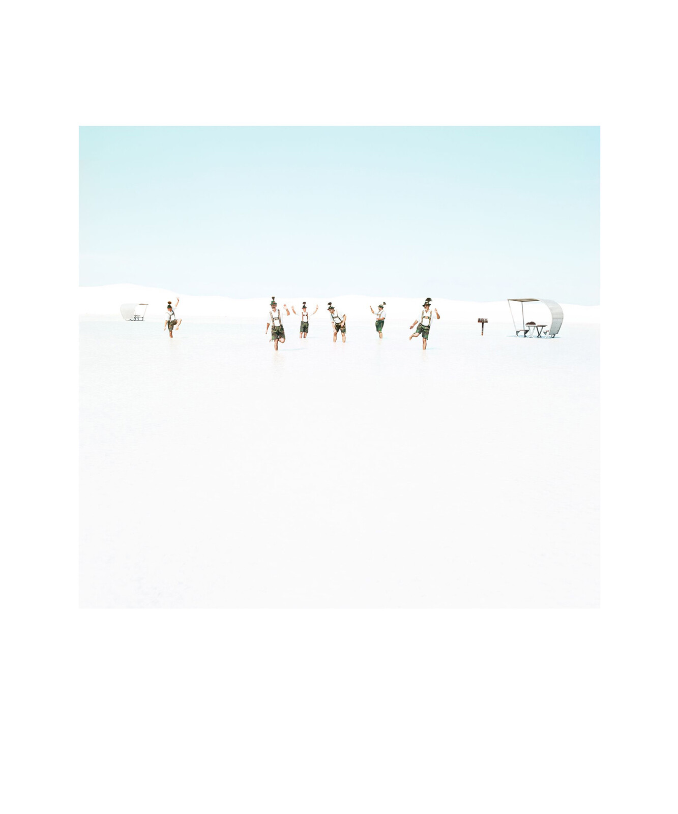 White Sands Beach #3 von Julia Christe