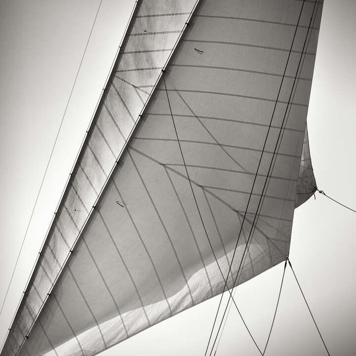 Sails of Rowdy von Jonathan Chritchley