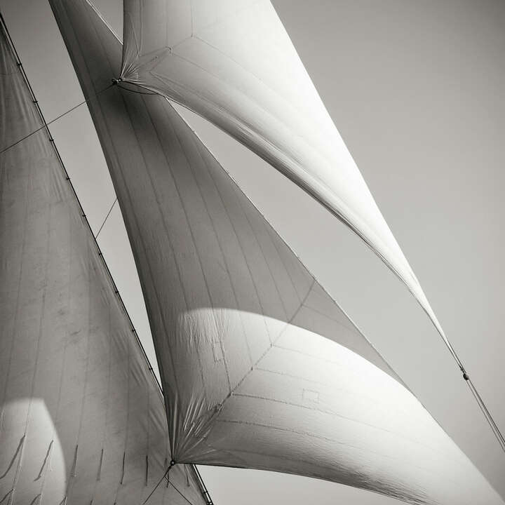 Sails of Avel by Jonathan Chritchley