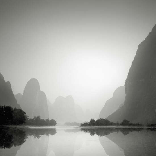 Li River, Guilin , Study 6