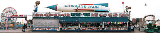 Astroland Park, Coney Island by James & Karla Murray