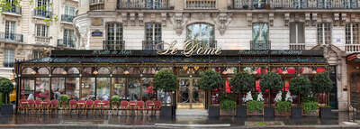 Le Dome, Paris von James & Karla Murray