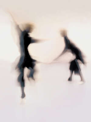 Digital Dancers (No2) de Joerg Maxzin