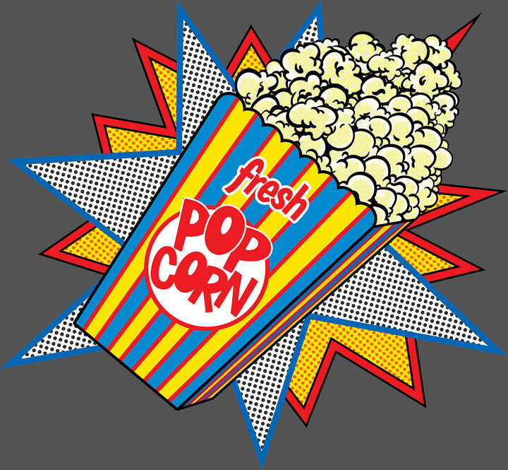 POPCORN by Joe Mcdermott