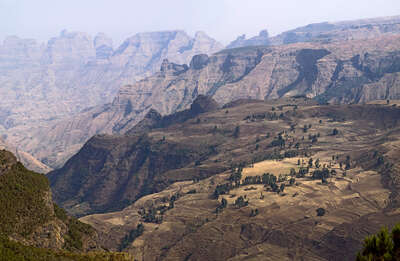 Curated Nature Photography: Simien Mountains, Äthiopien by Farin Urlaub