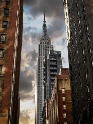 Empire State Building by Johannes Weinsheimer