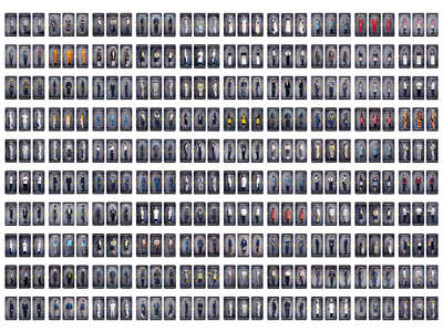 Portraitbilder  100 Proud Workers de K-narf