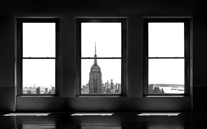 NY ON MY MIND by Luc Dratwa