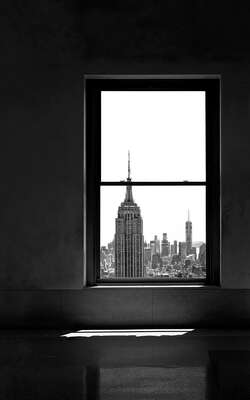 New York Pictures: DREAM IS NOT OVER by Luc Dratwa