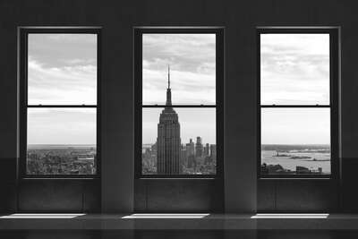 Big Picture Gift Ideas: New York On My Mind II by Luc Dratwa