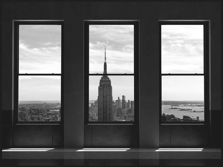 New York On My Mind II by Luc Dratwa