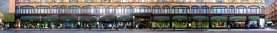 Harrods de Larry Yust