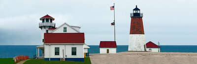 Point Judith Light von Larry Yust