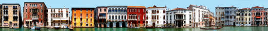 Grand Canal, Cannareggio, Venice, Italy by Larry Yust