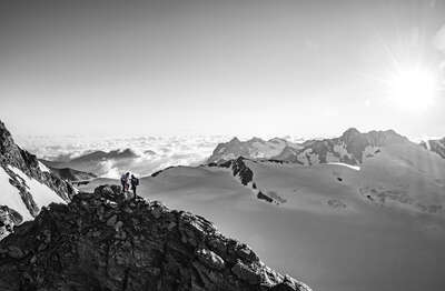 Trugberg III, Berner Oberland, Aletschgebiet, Schweiz / Thomas Senf by Mammut Collection