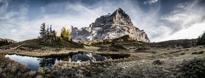 Wetterhorn, Grosse Scheidegg, Schweiz / Thomas Senf by Mammut Collection