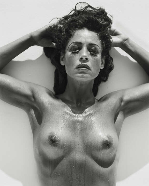 Sonia Braga by Michel Comte