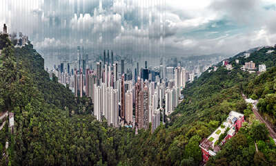 Hong Kong I by Murat Germen