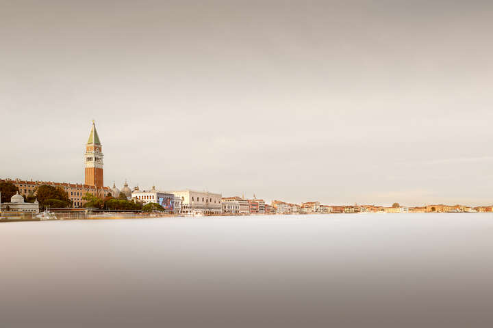 Midday Venice by Michael Levin