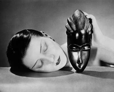 Living Room Art: Noire et Blanche, 1924 by Man Ray