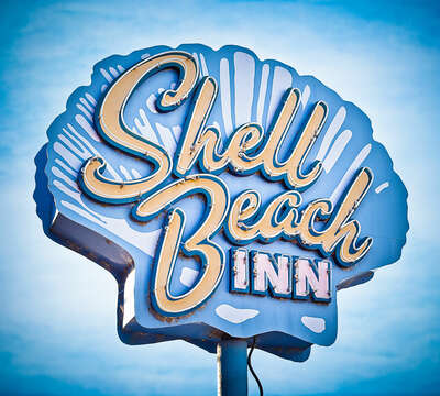 Shell Beach Inn by Marc Shur