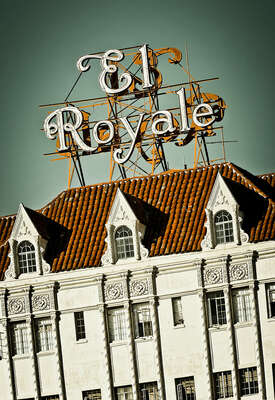 El Royale Apartments by Marc Shur