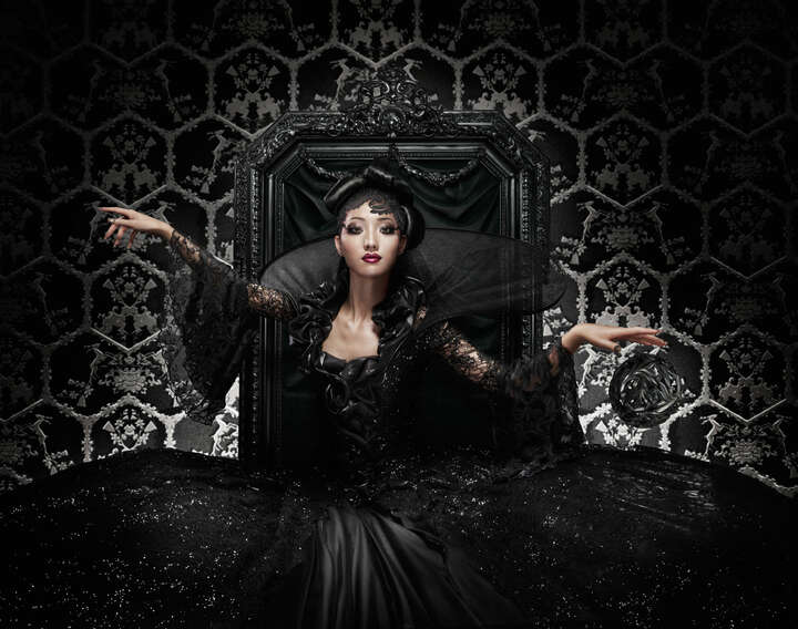 Black Queen by Marcel Wanders