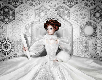 White Queen by Marcel Wanders