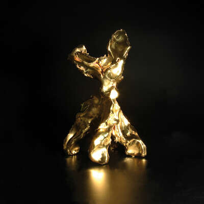 One Minute Sculpture by Marcel Wanders