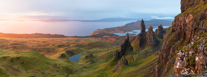 Skye II by Peter Adams
