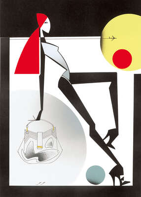 curated Bauhaus artwork: In Series by Piet Paris