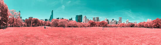 New York Pictures: Infrared NYC VI by Paolo Pettigiani