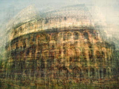 The Colosseum by Pep Ventosa