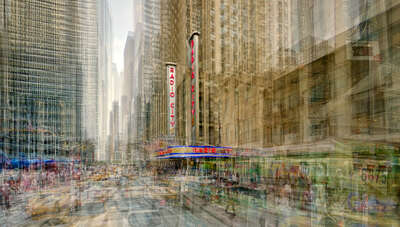 Radio City Hall by Pep Ventosa