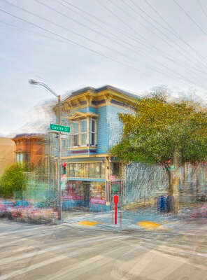 architecture photography:  15th & Castro by Pep Ventosa