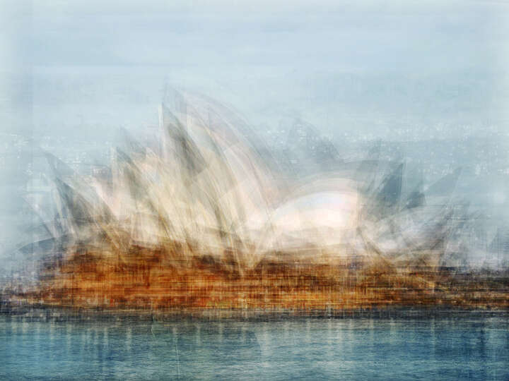 The Sydney Opera House by Pep Ventosa