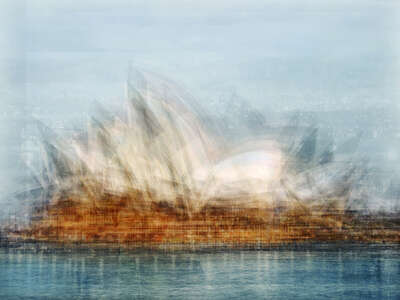 The Sydney Opera House von Pep Ventosa