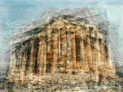 The Parthenon by Pep Ventosa