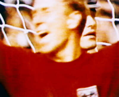 Charlton and Tilkowski England v West Germany 4-2 AET (Final) 30.06.1966,Wembley, London, England   de Robert Davies