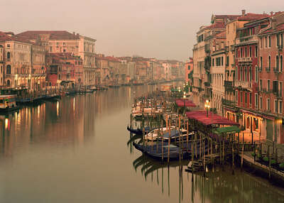 Gifts for couples: Venezia VII by Ralph Hinterkeuser