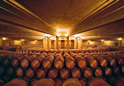 Chateau Lafite Rothschild, Bordeaux, France de Rafael Neff