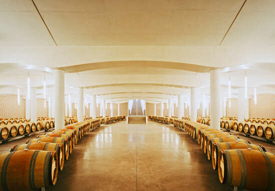 Chateau Cheval Blanc, Bordeaux, France