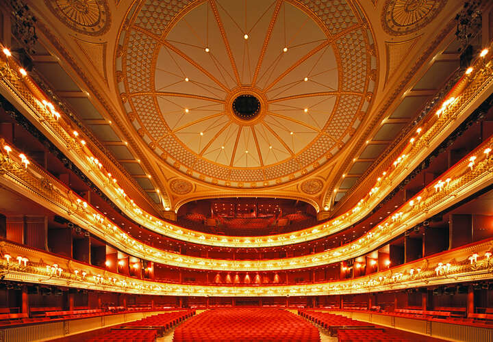Royal Opera House London von Rafael Neff