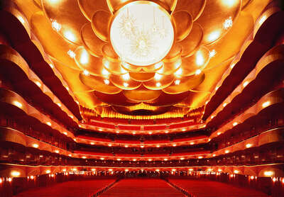 Metropolitan Opera New York City by Rafael Neff