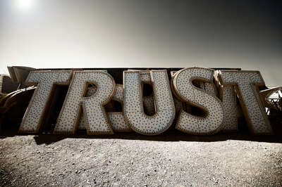 TRUST by Ralph Richter