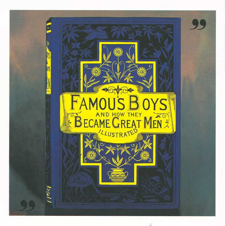 Famous boys by Rob Scholte