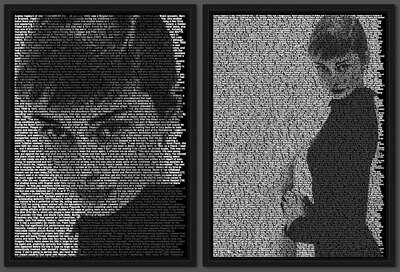 Wall Art: Audrey sample by Ralph Ueltzhoeffer
