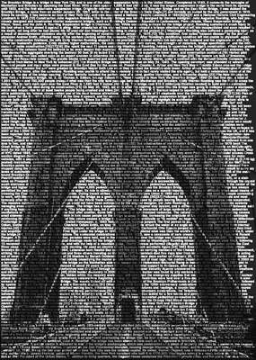 Brooklyn Bridge by Ralph Ueltzhoeffer