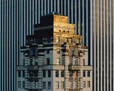 New York Pictures: Fuller Building by Reinhart Wolf